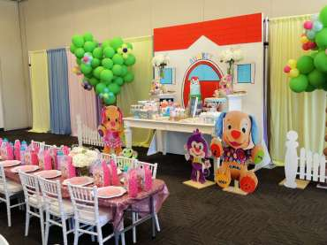 Cartoon Theme Birthday Party Venue 5
