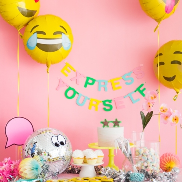 Emoji Theme Decoration