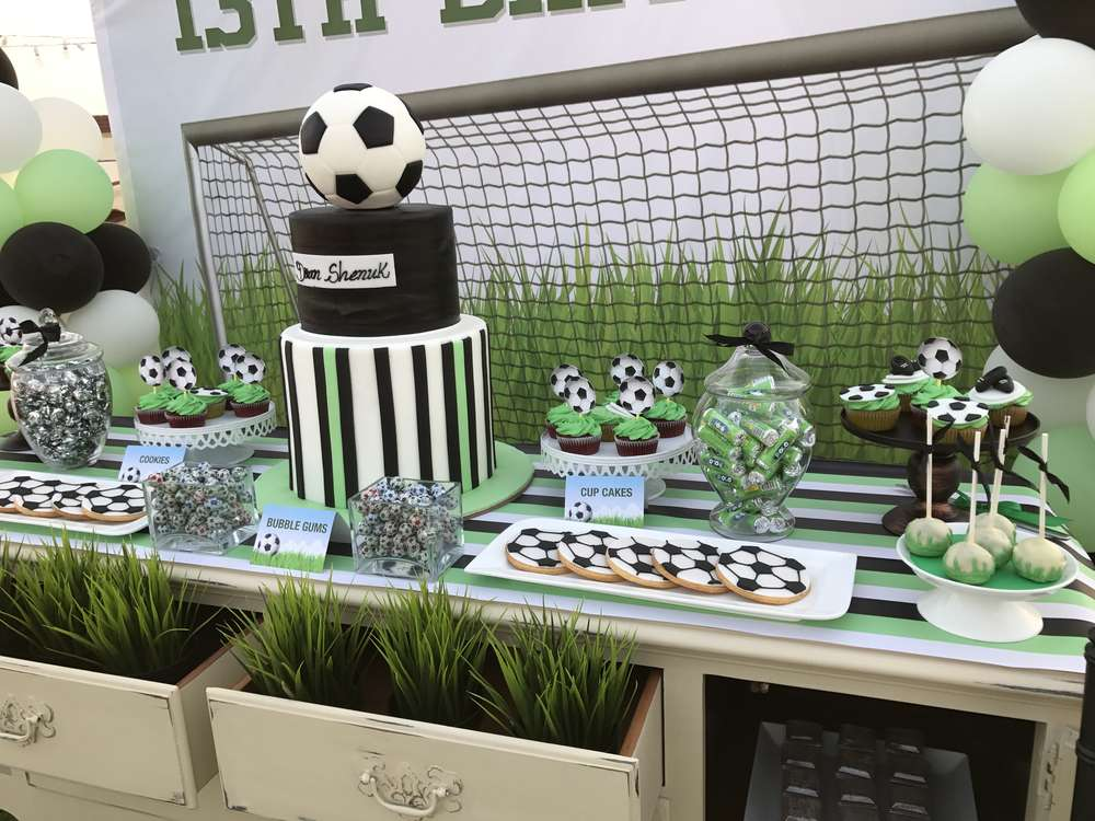 Kids Football Room Decor