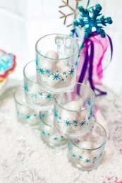 Frozen Theme Birthday Party Decoration 5