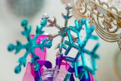 Frozen Theme Birthday Party Decoration