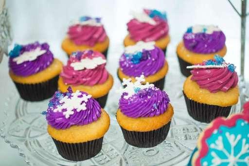 Frozen Theme Birthday Party Food 2