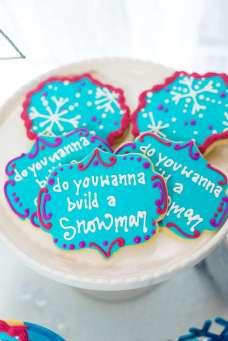 Frozen Theme Birthday Party Food 5