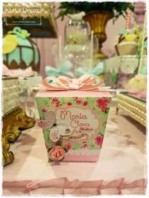 Garden Theme First Birthday Party Favours 2