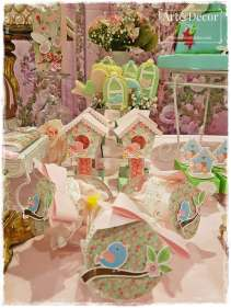 Garden Theme First Birthday Party Favours 4