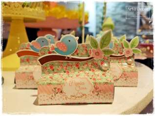 Garden Theme First Birthday Party Favours 8