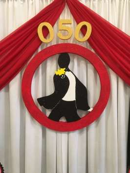 James Bond Theme Birthday Party Decoration 2
