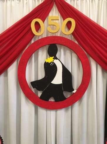 James Bond Theme Birthday Party Decoration 2