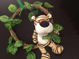 Jungle Theme Birthday Party Decoration 10