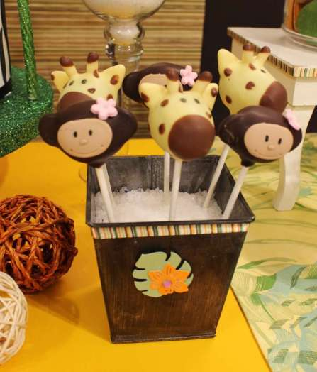 Jungle Theme Birthday Party Food 2