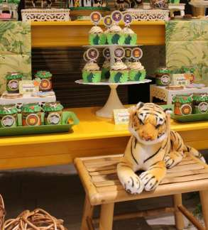 Jungle Theme Birthday Party Food 3