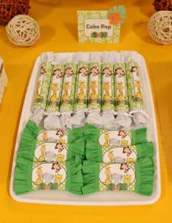Jungle Theme Birthday Party Food 4