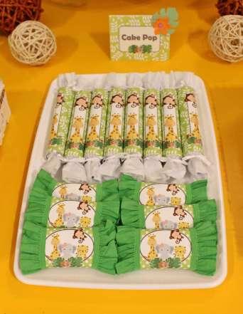 Jungle Theme Birthday Party Food 4