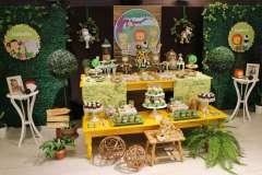 Jungle Theme Birthday Party