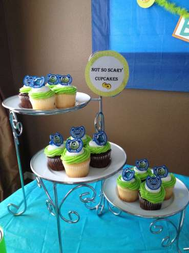 Monster Theme Birthday Party Food 3