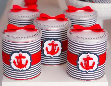 Sailor Theme Birthday Party 12