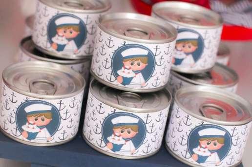 Sailor Theme Birthday Party 14