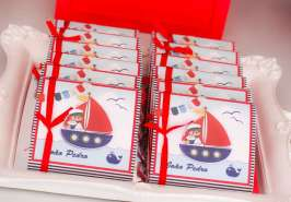 Sailor Theme Birthday Party 2