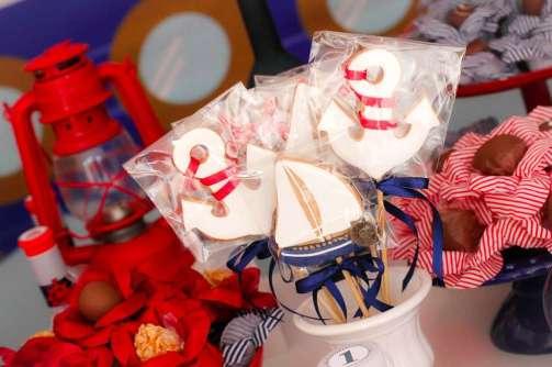 Sailor Theme Birthday Party 3