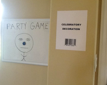 Ordinary Decoration and Games