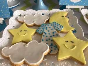 Twinkle Twinkle Little Star Party Cookies