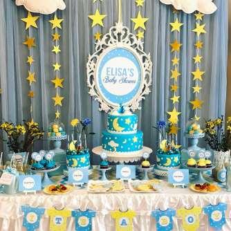Twinkle Twinkle Little Star Decoration Ideas