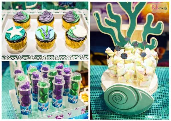 Under The Sea Theme Birthday Party Decoration 7