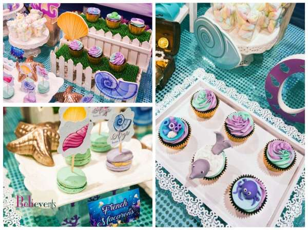 Under The Sea Theme Birthday Party Decoration 9