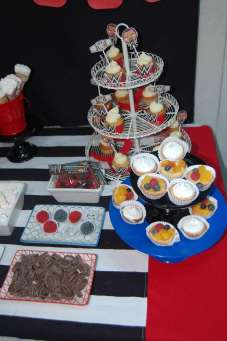 WWE Theme Birthday Party Food 2