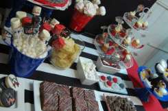 WWE Theme Birthday Party Food 3