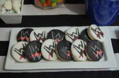 WWE Theme Birthday Party Food 5