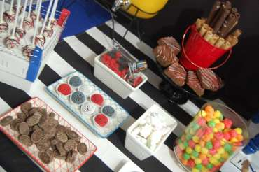 WWE Theme Birthday Party Food 6