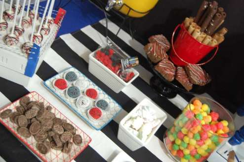 WWE Theme Birthday Party Food 6