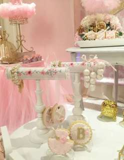 Ballerina Theme Party Decoration 3