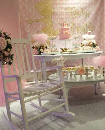Ballerina Theme Party Venue 4