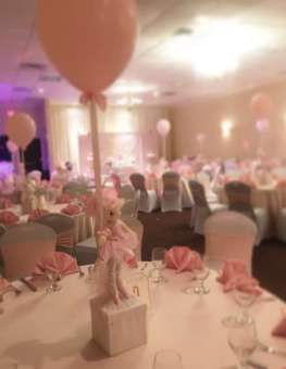 Ballerina Theme Party Venue 5
