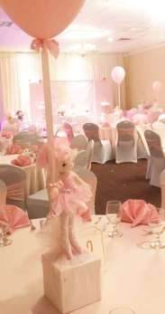 Ballerina Theme Party Venue 7