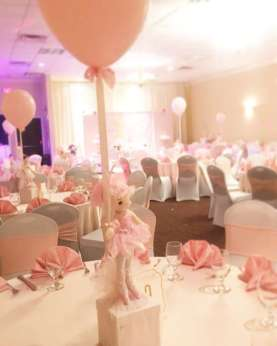 Ballerina Theme Party Venue 8