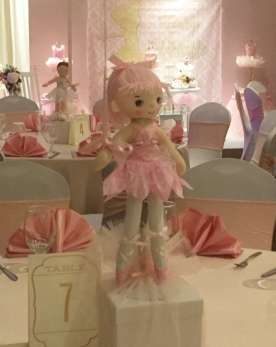 Ballerina Theme Party Venue