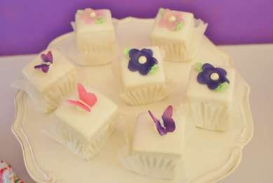 Butterfly Theme Birthday Party Food 3