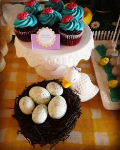 Duck Theme Birthday Party Food 2