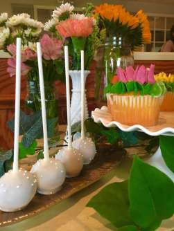 Flower Theme Party Decoration 2