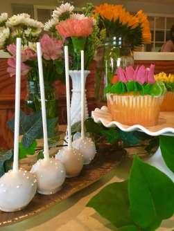 Flower Theme Party Decoration 2