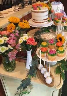 Flower Theme Party Decoration