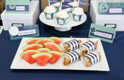 Golf Theme Birthday Party Food 2