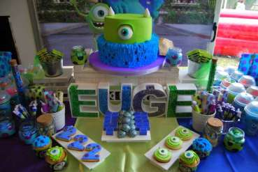 Monster University Party Decoration 2