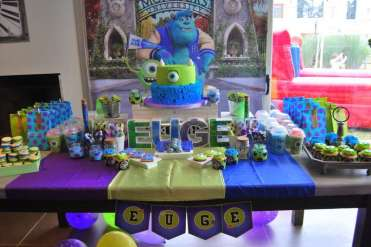 Monster University Party Decoration
