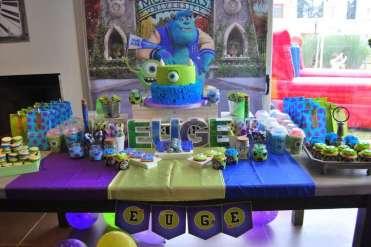 Monster University Party Decoration
