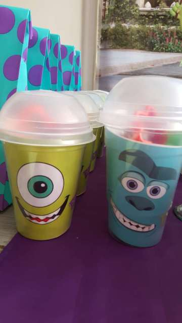 Monster University Party Food 7