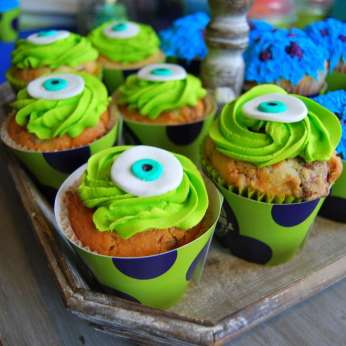 Monster University Party Food
